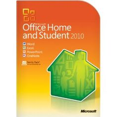 Amazon.com: Microsoft Office Home & Student 2010 - 3PC/1User [Download]: Software