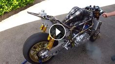 700cc 2 Strokes 3 Cylindre Homemade Yamaha Engine Motorcycle! - 700cc 2 Strokes 3 Cylindre Homemade Yamaha Engine Motorcycle built by this guy with his all personal