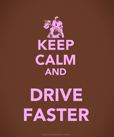 except not when they just lowered the speed limit! :P