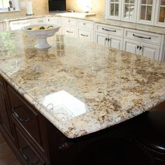 Solarius granite kitchen countertops Newtown Connecticut - traditional - kitchen - new york - La Pietra Marble, Inc. Kitchen Remodel Countertops, Replacing Kitchen Countertops, Kitchen New York, Kitchen Decor, Granite Kitchen, Kitchen, New Kitchen, Traditional Kitchen, Outdoor Kitchen Countertops