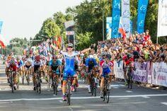 Z nedeljskima cestnima dirkama mlajših članov in mladincev se je končalo evropsko prvenstvo v mestu Tartu v Estoniji.