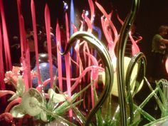 chihuly glass/personal photo