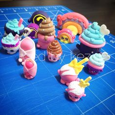 Cake Decorating Fondant Characters : 1000+ images about Shopkins Cakes and Characters on ...