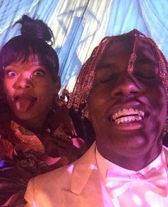 Rihanna x Lil yachty