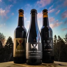 "@hillfarmstead ""On Weds., Dec. 16, during normal retail hours, we'll release three beers!  Leaves of Grass - November 22, 2015  A Belgian-inspired brown ale open-…"""