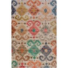 Artistic Weavers Enyeto Rust 2 ft. x 3 ft. Indoor Area Rug S00151028485 at The Home Depot - Mobile