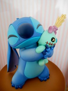 Stitch - Cake by Cut The Cake Kitchen | cute cakes ...