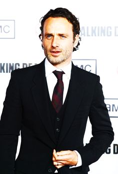 """andrewlinclns: """"Favorite photos of Andrew Lincoln ∾ Andrew Lincoln, Beautiful Men, Dior, Celebrity, Guys, My Love, Fictional Characters, Cute Guys, Dior Couture"""