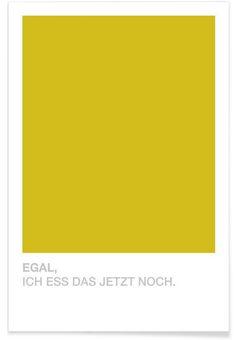 Launig 06 als Premium Poster von un-typisch   JUNIQE