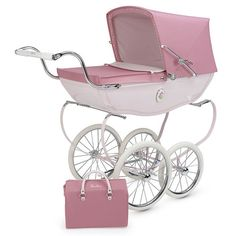 Silver Cross Doll Pram from PoshTots