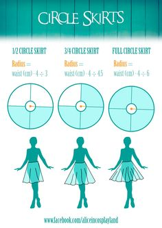 New Sewing Clothes Patterns Circle Skirts IdeasYou can find Dress sewing patterns and more on our website.New Sewing Clothes Patterns Circle Skirts Ideas Skirt Patterns Sewing, Clothing Patterns, Skirt Sewing, Coat Patterns, Blouse Patterns, Clothing Ideas, Sewing Coat, Fashion Patterns, Sewing Hacks