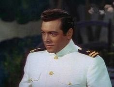 Mario Lanza as Pinkerton in Madama Butterfly. Making Opera popular for the film going age.