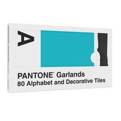 Pantone Garlands - Detroit Institute of Arts Museum Shop