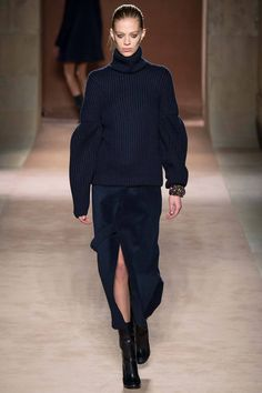 Victoria Beckham, Осень-зима 2015/2016, Ready-To-Wear, Нью-Йорк