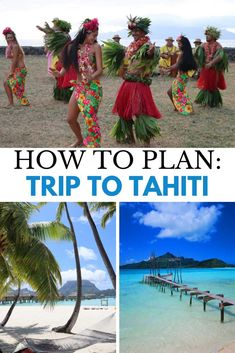 How to Plan a Trip to Tahiti Like a Pro Plan A, How To Plan, Hiva Oa, Nuku Hiva, Air Tahiti, Tahiti French Polynesia, Society Islands, Overwater Bungalows, Paradise On Earth