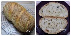 Egyszerű kovászos kenyér – Alaprecept – Betty hobbi konyhája Croissant Bread, Recipes, Buns, Food, Recipies, Essen, Meals, Ripped Recipes, Yemek