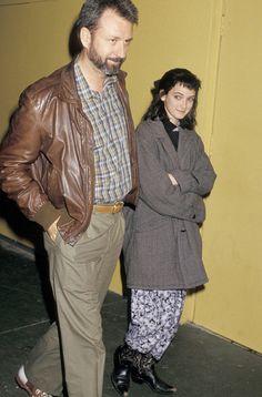 Mike Nesmith & Winona Ryder!!! <3