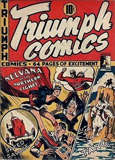 golden age comic covers - Yahoo Image Search Results