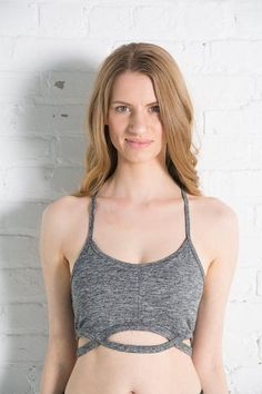 The Infinity Bra from FP Movement is the perfect staple to add to your work out wear closet! Fitness Fashion, Fashion Fashion, Athletics, Crochet Top, Infinity, Active Wear, Free People, Feminine, Bra