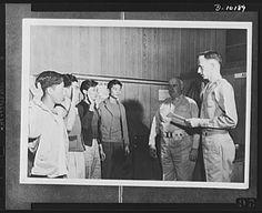 Japanese-American Volunteers