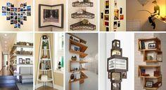 50 Best Corner Wall Designs Ideas