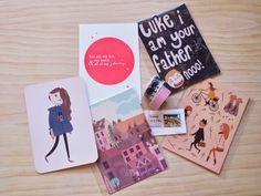 postales viajeras Atc, Father, Mail Ideas, Cover, Books, Studio, Pai, Libros, Book