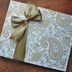 invite: ribbon can be different gotas