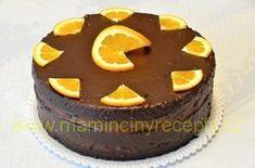 Čokoládový dort s mascarpone Brownies, Birthday Cake, Chata, Mascarpone, Kuchen, Cake Brownies, Birthday Cakes, Cake Birthday