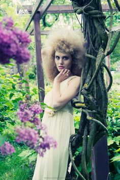 Photography: Jane Garlezki Hair and makeup: Silvia Rupp Model: Susi