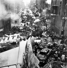 Brooklyn- united airlines plane crash-1960
