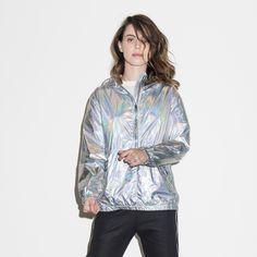 Hooded Jacket, Bomber Jacket, Packable Jacket, Rain Wear, Converse, Windbreaker, Give It To Me, Personal Portfolio, Aliens