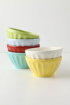 Latte Bowls #anthropologie #pintowin