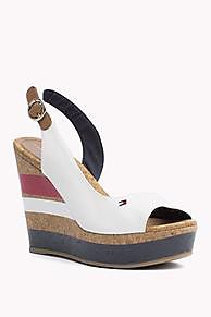 Achetez votre chaussures compensées en textile acheter la nouvelle collection de sandales pour femme. Retours gratuits. 8719254548689