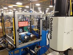 Orbitform is Proud to Manufacture in Michigan