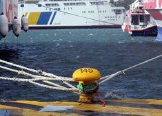 Απεργία στα καράβια την Παρασκευή