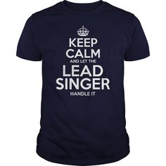 Awesome Tee For Lead Singer T-Shirts, Hoodies. GET IT ==► https://www.sunfrog.com/LifeStyle/Awesome-Tee-For-Lead-Singer-105155533-Navy-Blue-Guys.html?id=41382