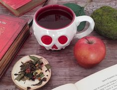 Poisoned Apple mug
