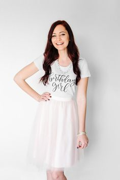 The TomKat Studio | Blog: It's My Party + Birthday Girl New Shop Tees