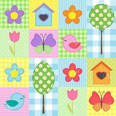 mariposas animadas con flores - Buscar con Google