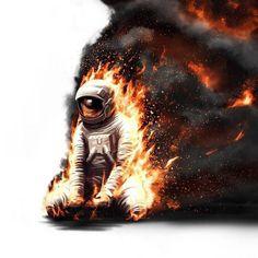 Удивительный был Хеллоуин... Cosmos, Aliens, Batman Tattoo, Supreme Wallpaper, Space Illustration, Astronauts In Space, Major Tom, Andromeda Galaxy, Space Time