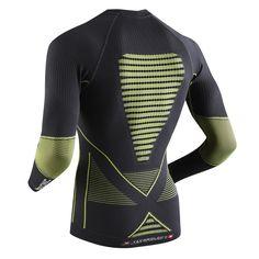 X-Bionic d/'Instructeur Hooded Fonction Veste 4.0 Unisexe Hommes Femmes Sport Veste