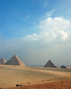 I have always wanted to go to Egypt to see the Pyramids. I think they are one of the wonders of the world that you have to see and experience first hand.