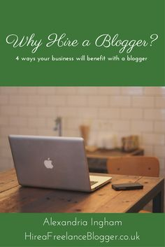 It's time to hire a freelance blogger to get more time in your business. Here are four ways that all business owners benefit when they outsourcing their content creation.  hire a blogger | hiring a blogger | outsourcing blogging | hiring freelance writers