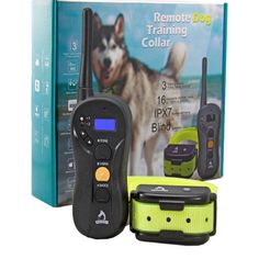 Remote Dog Training Collar Electric Dog training Shock Collar Pet Trainer Training Collar, Dog Training, Pet Trainer, Shock Collar, Bars For Home, Large Dogs, Pet Supplies, Trainers, Remote