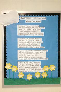 Wordsworth Bulletin Board
