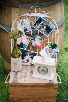 DIY RUSTIC BACKYARD WEDDING IN ONTARIO wedding decor, wedding ideas, wedding inspiration www.royallacebridal.com