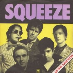 Up The Junction was the first UK chart hit for Squeeze, an English band that hit the charts during the New Wave period of the late 1970s.