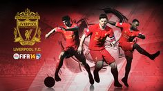 EA Sports are now the Official Football Video Gaming Partner of Liverpool FC. More Details on this and the free download cover for fans on 2game blog. #FIFA14