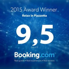 http://www.booking.com/hotel/it/relax-in-piazzetta.de.html ‪#‎review‬ ‪#‎booking‬ ‪#‎year‬ 2015