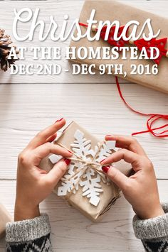 Are you looking for a fun, family friendly, affordable way to celebrate the Christmas season? #HomesteadChristmas #VisitCedarCity via @visitcedarcity